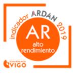 Indicador ARDAN 2019 - AR Alto Rendimiento
