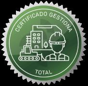 Certificado Gestiona - Total