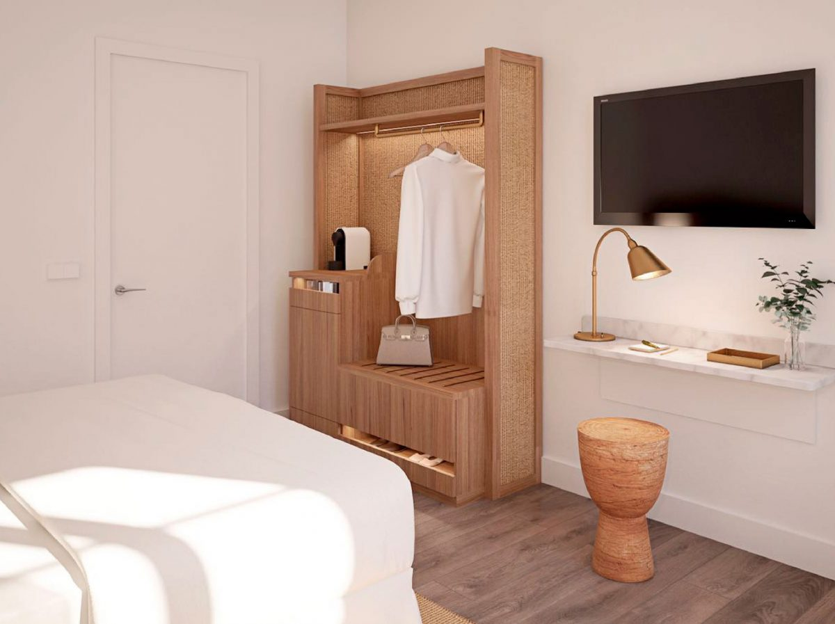 HABITACIONES HOTEL MALLORCA