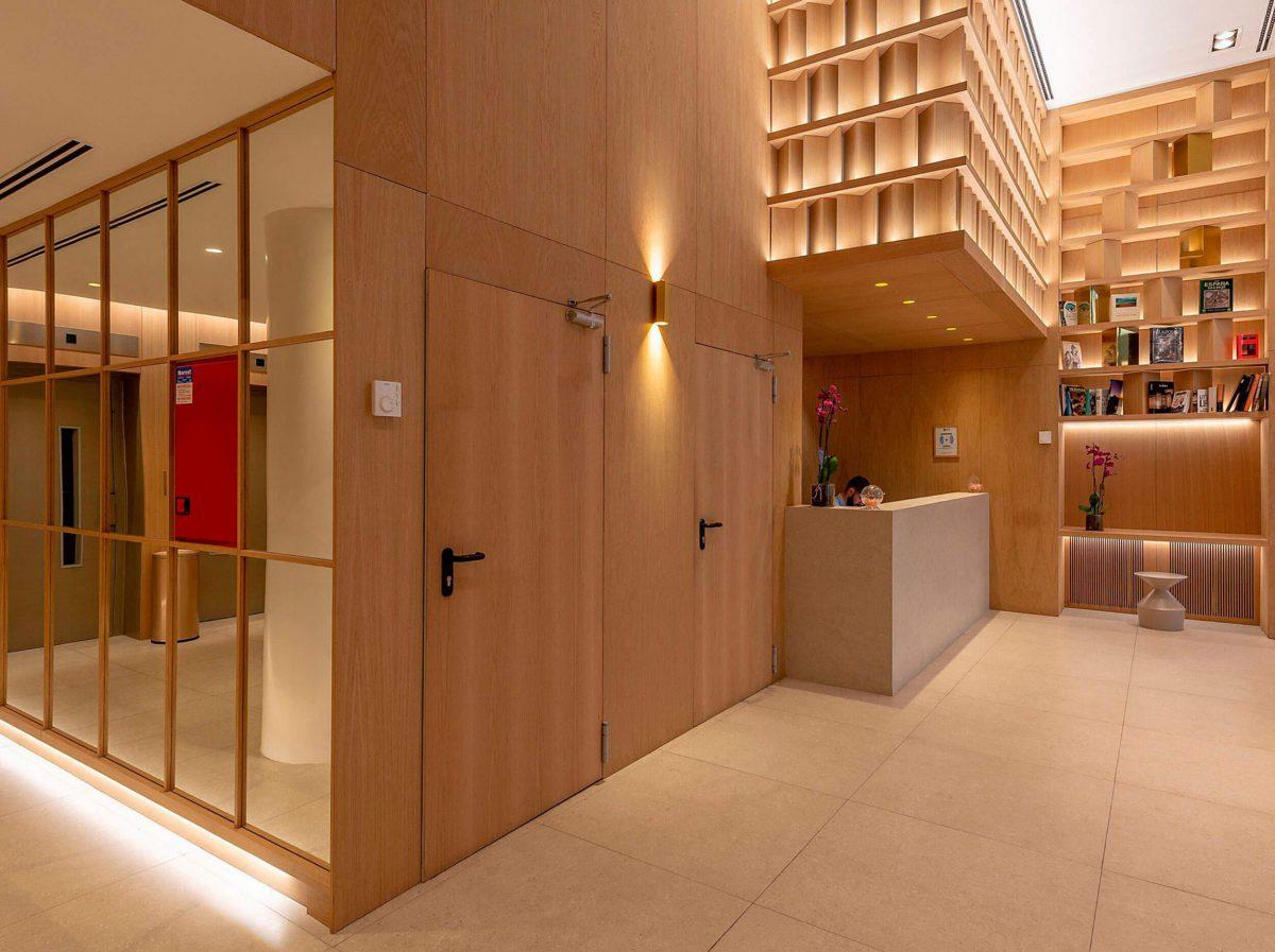 HOTEL SERRANO RECOLETOS MADRID